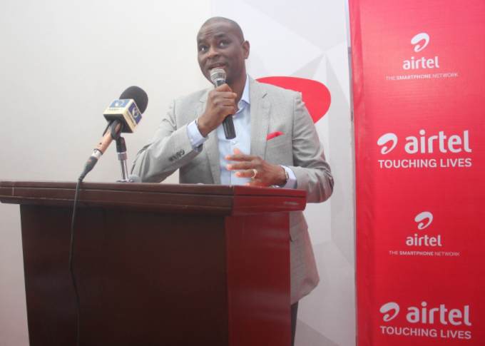 Airtel'Touching Lives'