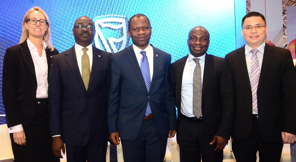 Image result for Stanbic IBTC Launches Africa-China Agent Value Proposition