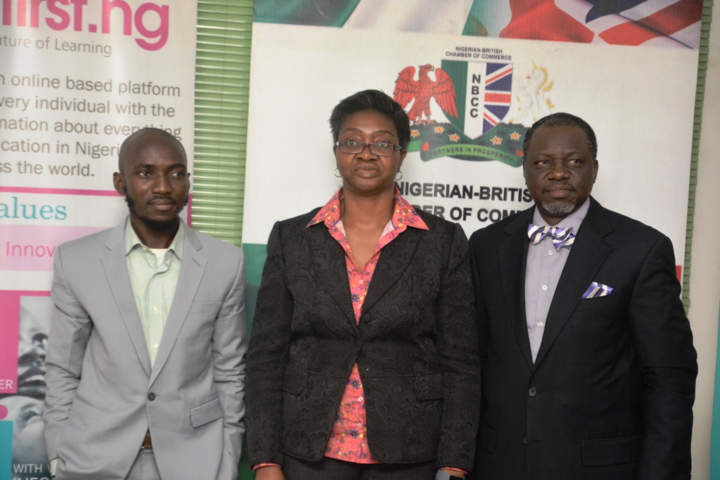 Nigerian-British Chamber of Commerce [NBCC] and EduFirst.ng,