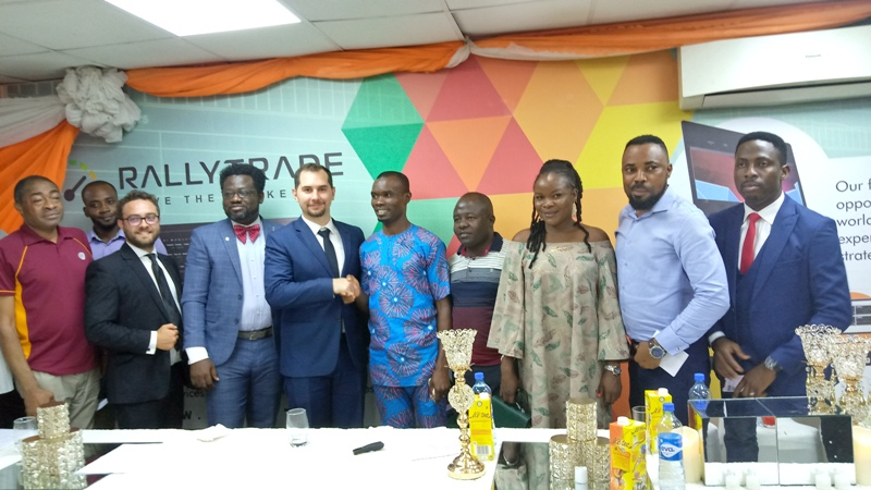 Rally Trade unveils new partner program, website to empower more Nigerians - TechEconomy.ng ...