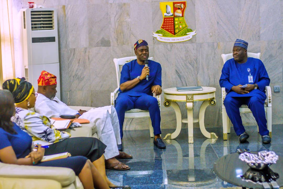 NCC and Oyo State on Emergency Communications Centres 1