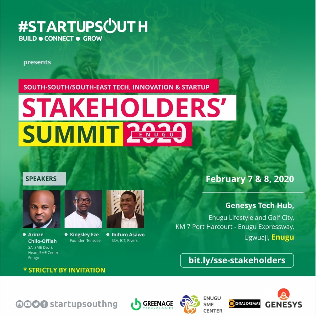 South East tech Stakeholders