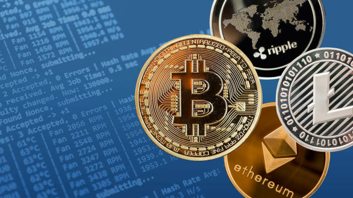 Cryptocurrency or crypto