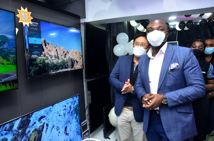 Unveiling Crystal UHD Television