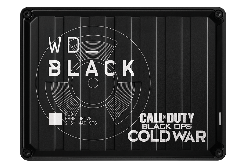 Black Ops Cold War Special Edition P10 Game Drive
