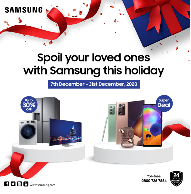 Samsung Holiday Picture