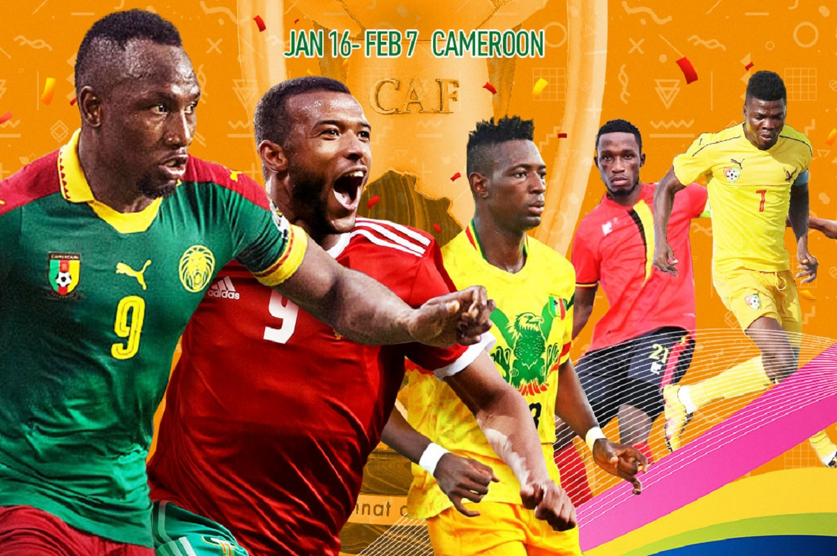 CHAn by CAF broadcast by Startimes