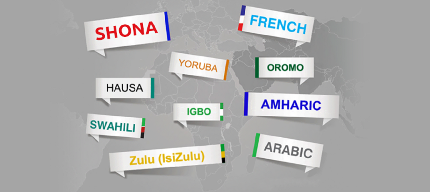 Pronto Translation and languages in Africa