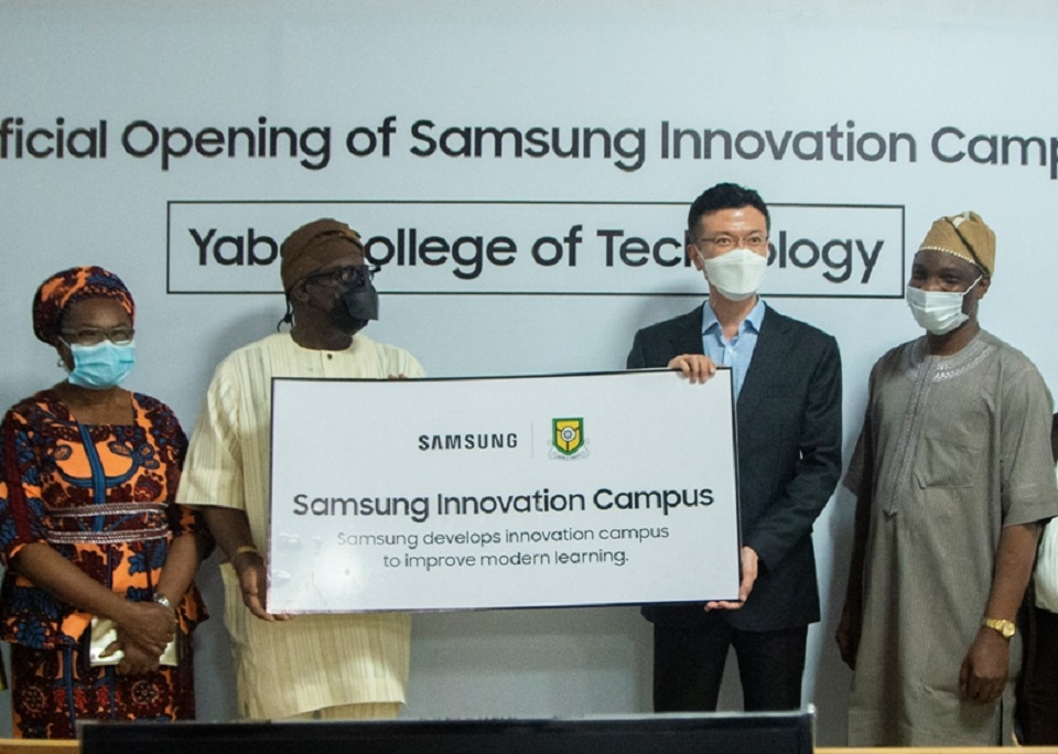 Yabatech and Samsung Innovation Campus