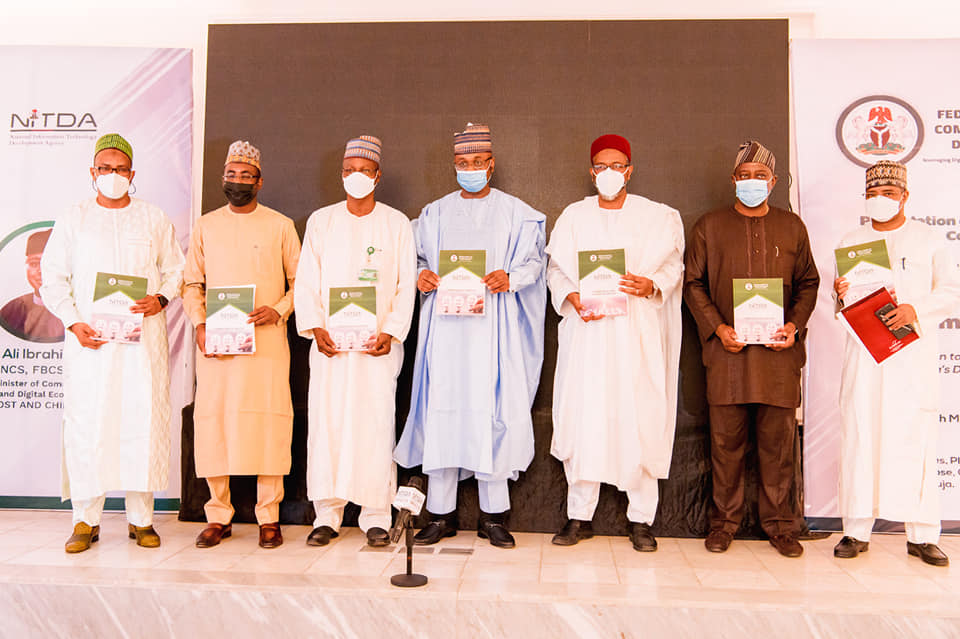 NITDA and employees