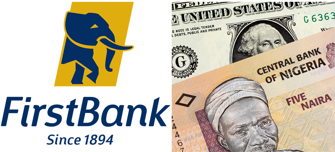 N5 and FirstBank Nigeria, CBN