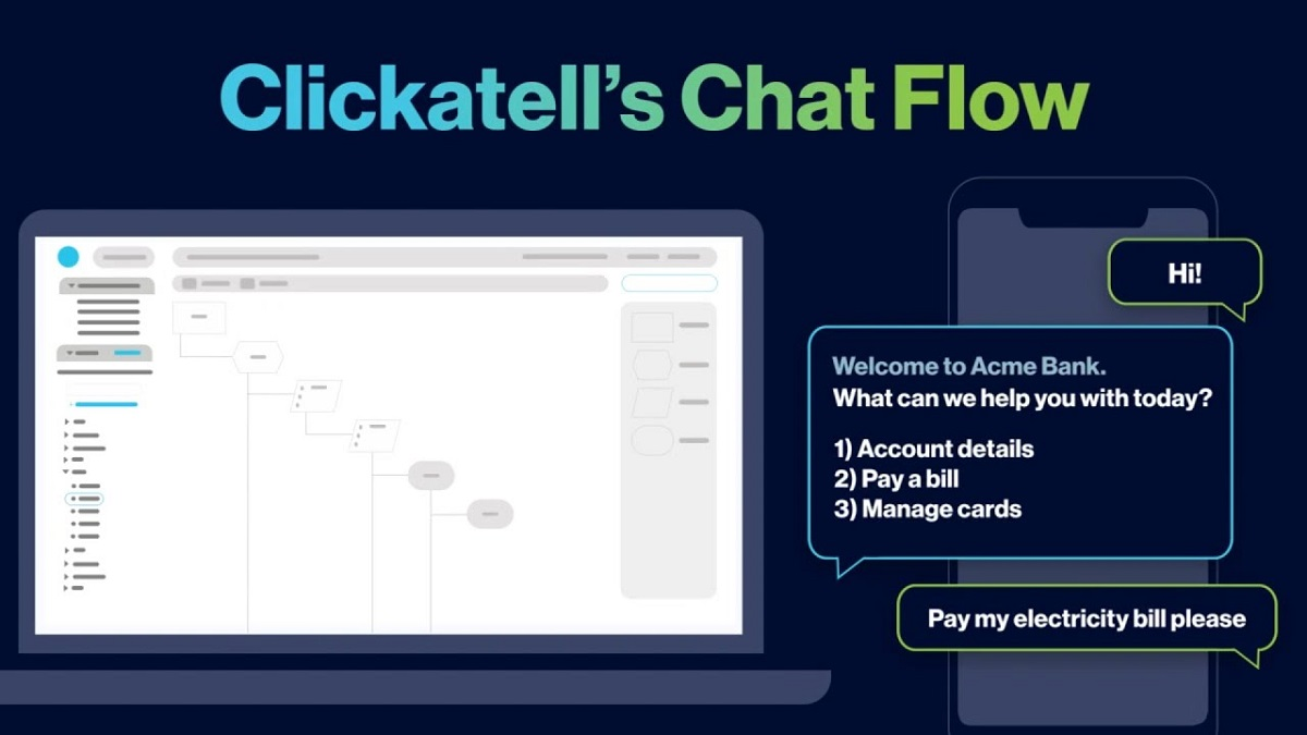 Chat Flow by Clickatell