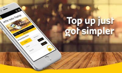 MTN Auto Top-Up