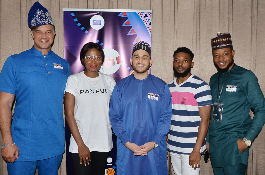 Paxful in Lagos