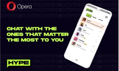 Opera launches HYPE