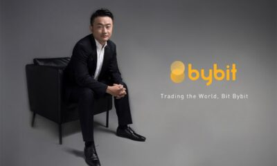 Ben Zhou, co-founder and CEO of Bybit