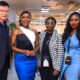 Dakore picture with Samsung Executives