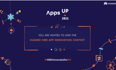 Huawei Apps UP competition