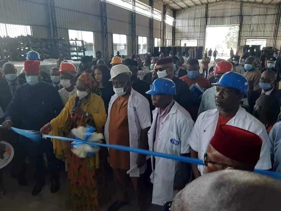 Innoson Manufacturing plants commissioned