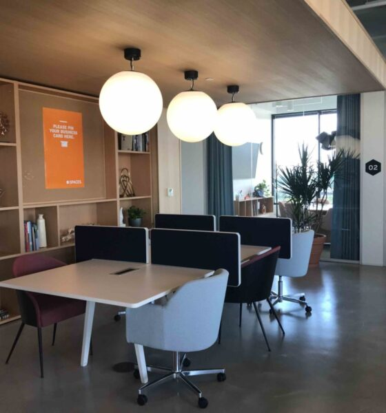 Office, Co-working space, Innovation Hub