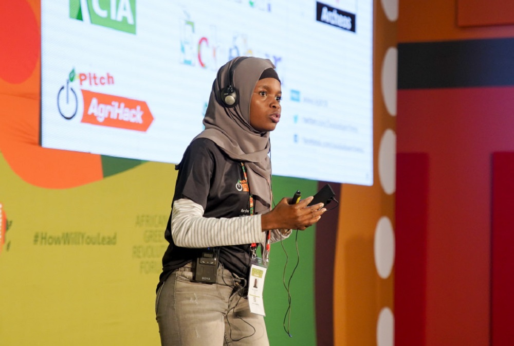 Pitch AgriHack 2019 edition