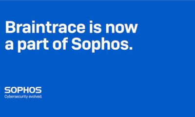Braintrace and Sophos
