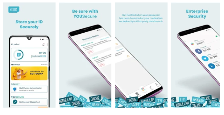YouID app by Youverify