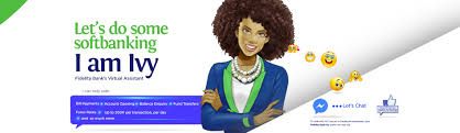 ivy softbanking by Fidelity Bank