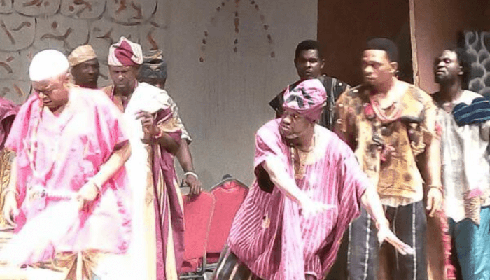 Awo and Aremu hits the stage