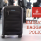 free baggage policy