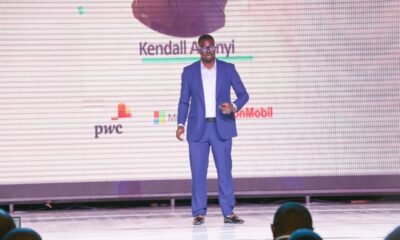 Kendall Ananyi, the CEO of Tizeti