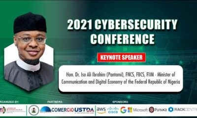 Pantami at cybersecurity conference 1