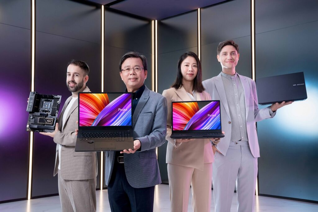 ASUS Create the Uncreated Launch