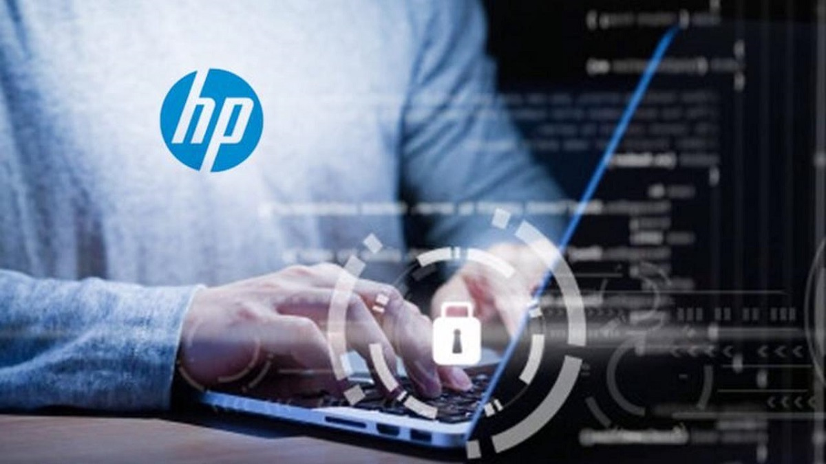 HP cybersecurity report