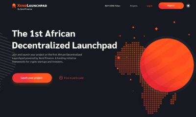 Xend Launchpad by Xend Finance