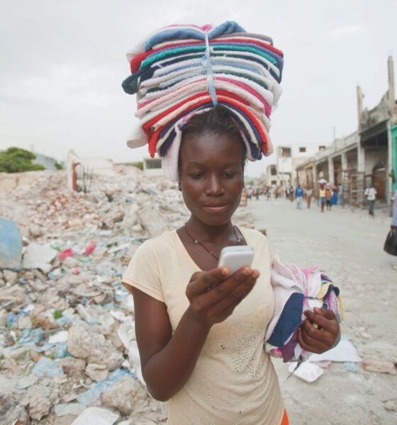 Cellphone for Girl Child in developing nations