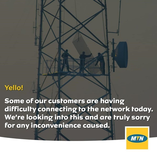 MTN network downtime - Copy