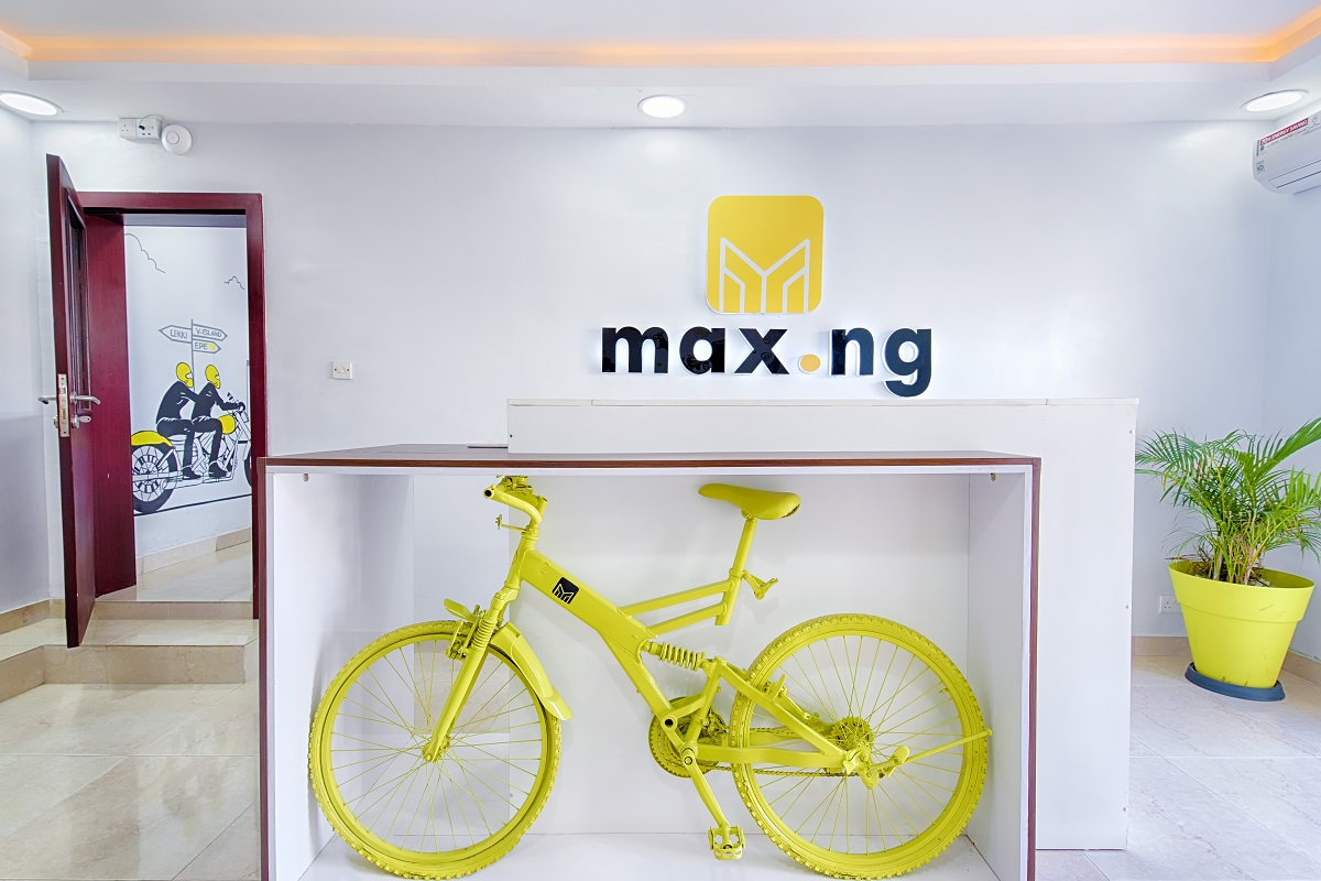 Max.ng office designed by