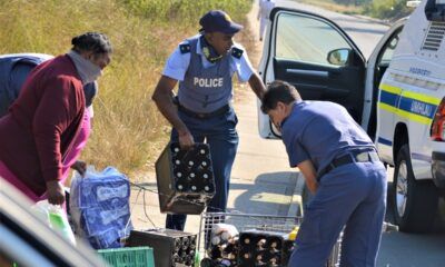 South Africa police and AI