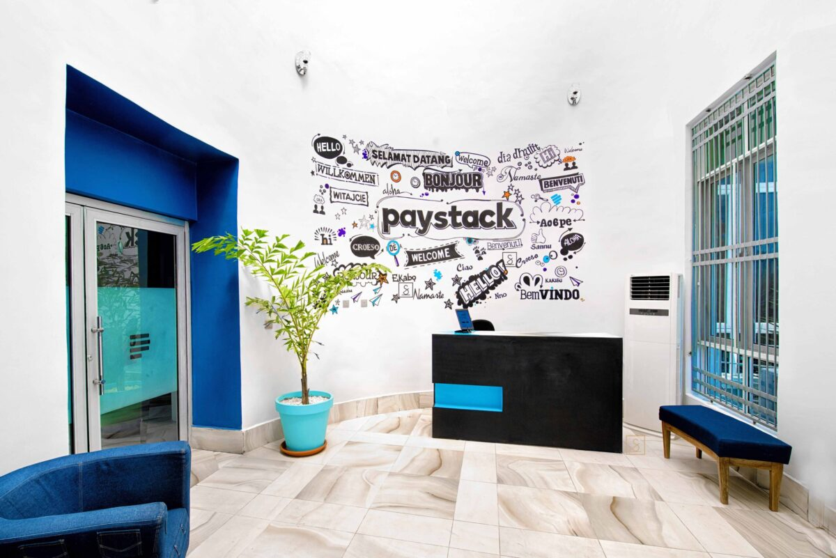 PayStack office